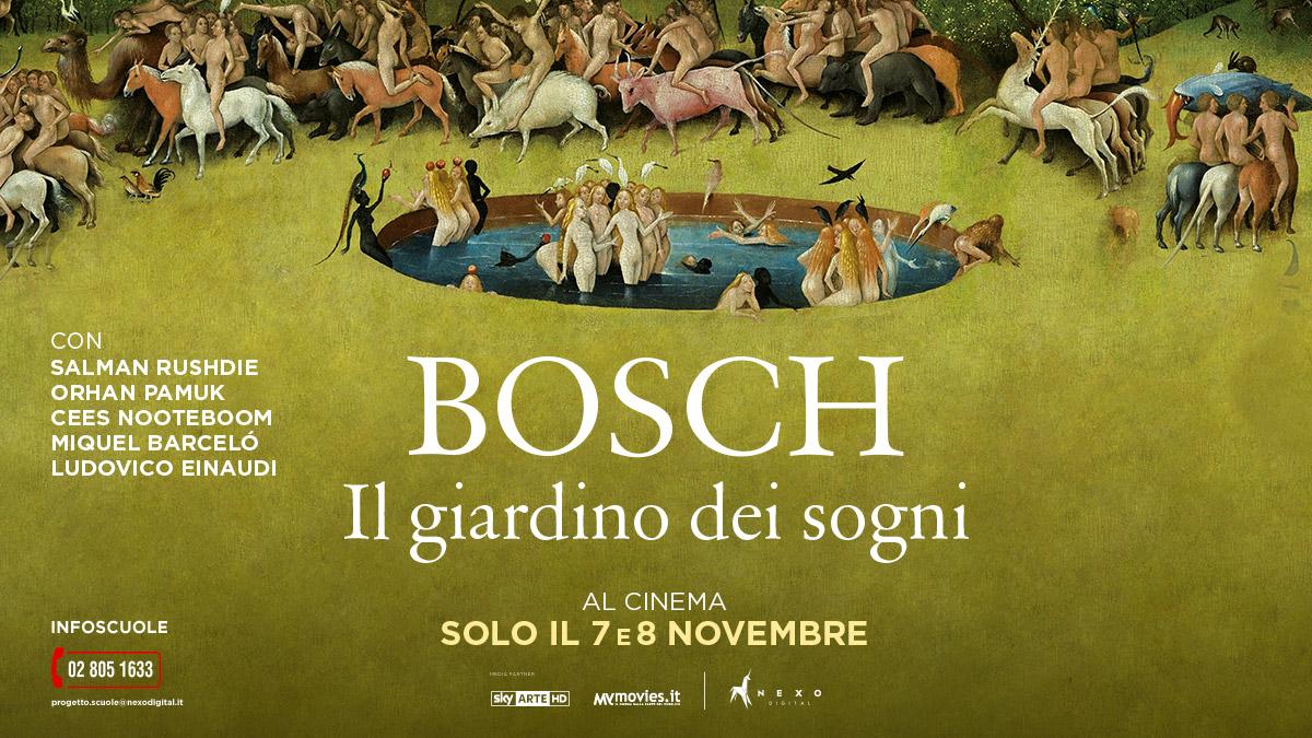 Bosch Il giardino dei sogni