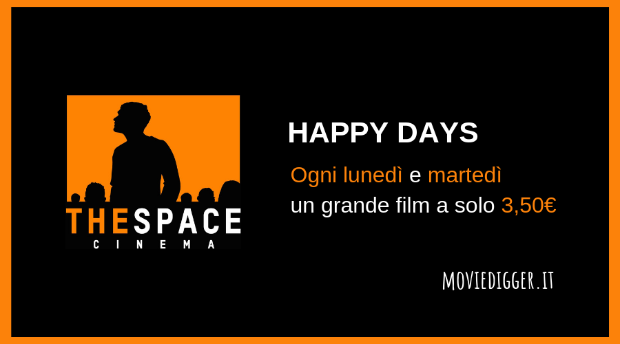 THE SPACE CINEMA | Film a 3,50 euro - MovieDigger