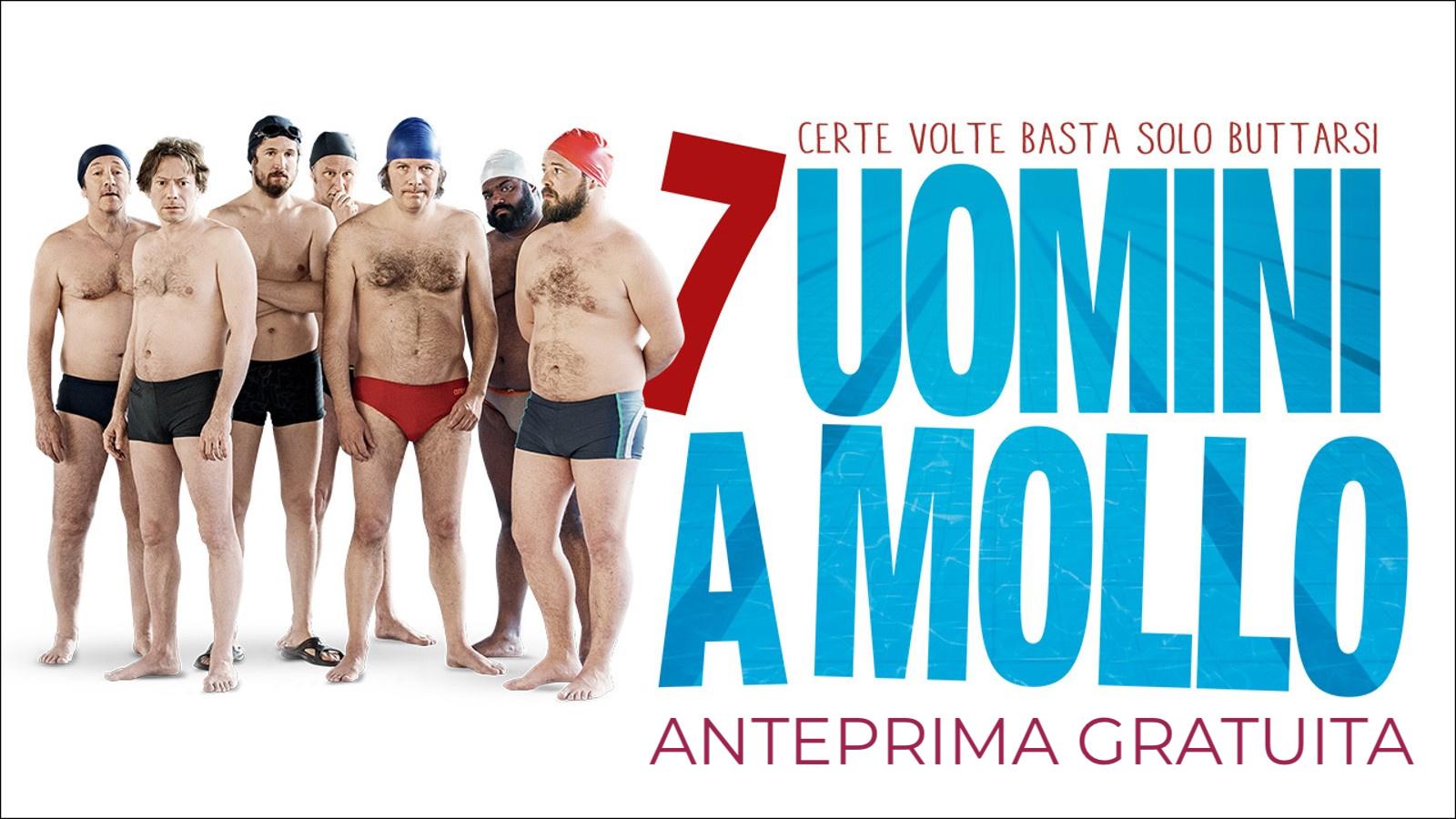 sette uomini a mollo