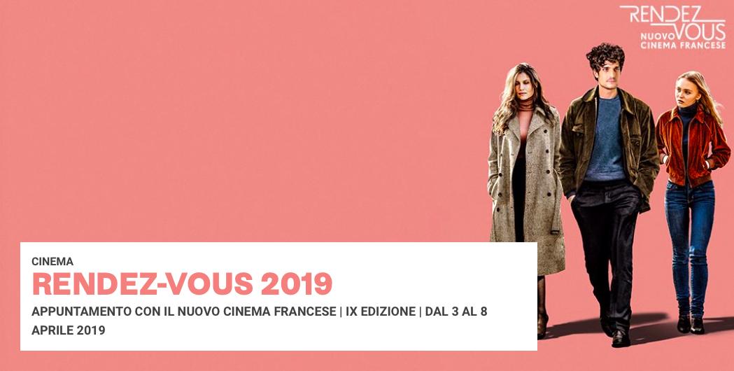 RENDEZ-VOUS 2019