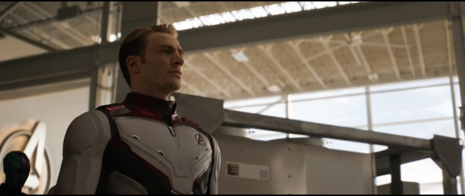Immagine dal secondo trailer di Avengers Endgame