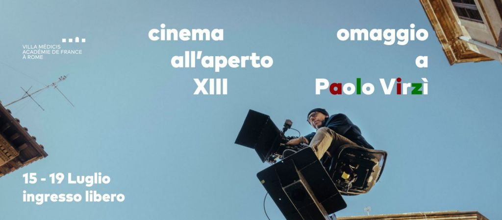 FESTIVAL DI CINEMA ALL'APERTO