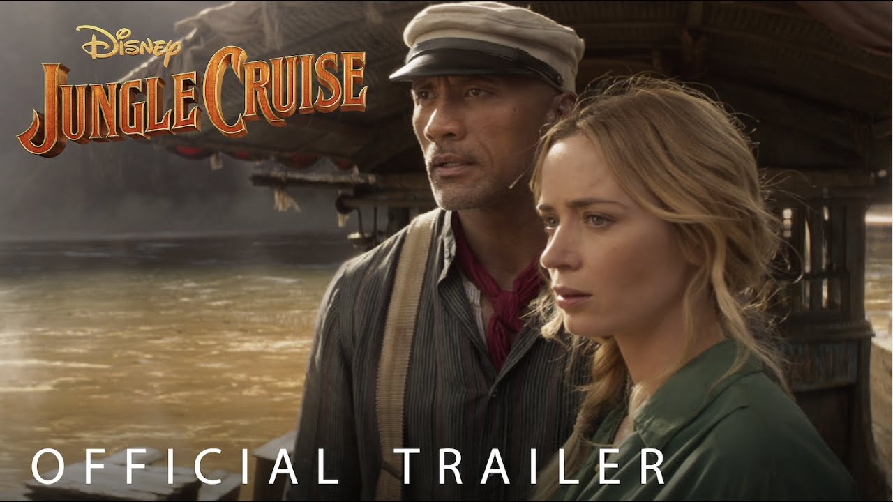 """Trailer For The Rock's """"Jungle Cruise"""" Movie"""