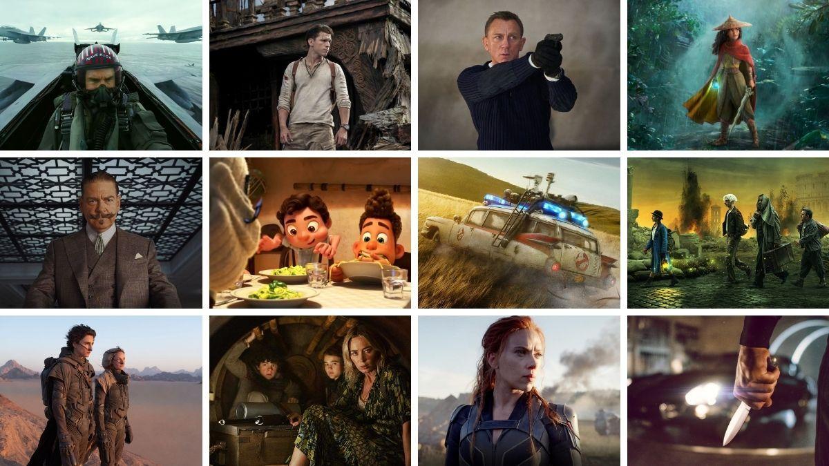 film al cinema nel 2021