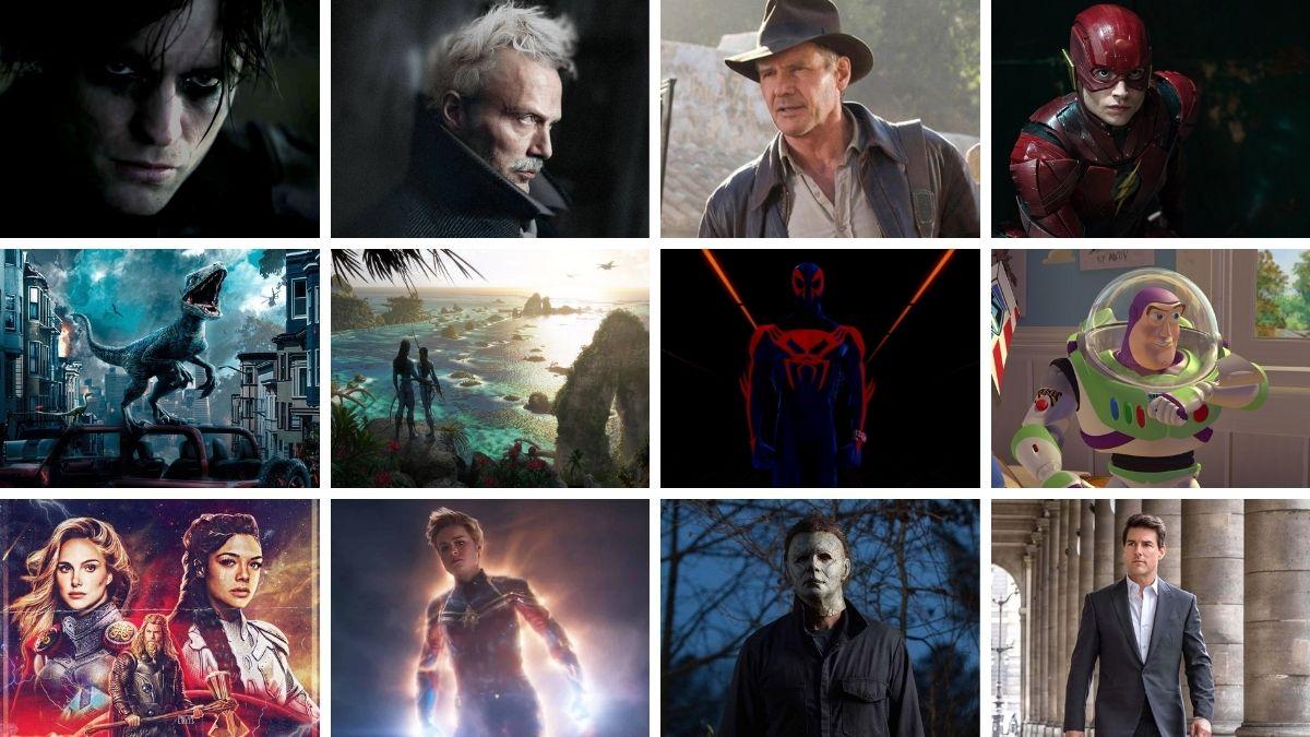 Film al cinema nel 2022