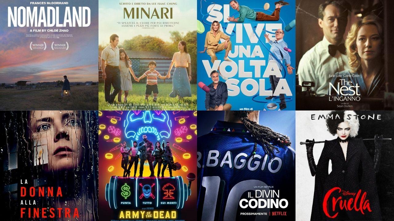 I film da guardare in streaming a maggio 2021